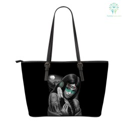 familyloves.com Native American Woman Small Leather Bags %tag