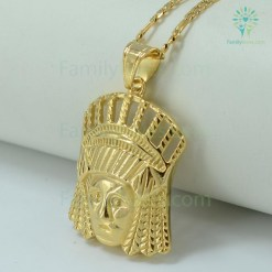 Native americans Necklace for Women/Men %tag familyloves.com