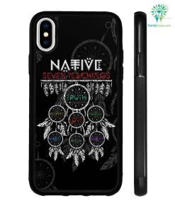 Native Seven Teachings Samsung, iPhone case %tag familyloves.com