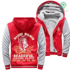 familyloves.com Native women beautiful strong proud woman hoodie %tag