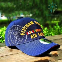 New Tactica Baseball Cap Vietnam Veteran Air Force United States %tag familyloves.com