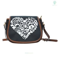 NURSE SADDLE BAG %tag familyloves.com
