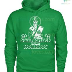 familyloves.com PATRIOTIC HOODIES, CREW NECK SWEATSHIRT,PREMIUM UNISEX TEE saint patrick is my homeboy? %tag