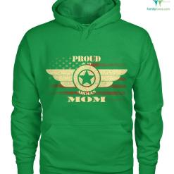 familyloves.com Proud of my airman mom women t-shirt, hoodie %tag
