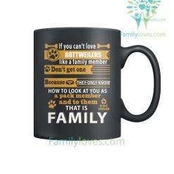 ROTTWEILERS DOG - MUGS %tag familyloves.com