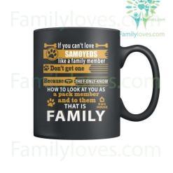 SAMOYEDS DOG - MUGS %tag familyloves.com