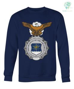Security police department of the air force united states of america sweatshirt %tag familyloves.com
