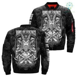 SONS OF VIKINGS JACKET armed forces army collection find gift gifts jacket life military personalized platform present products quality shipping sons sons of vikings sons of vikings jacket vikings vikings jacket %tag familyloves.com