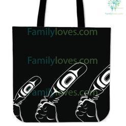 Symbol Native American Tote Bags %tag familyloves.com