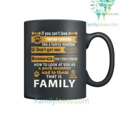 TIBETAN TERRIERS DOG - MUGS %tag familyloves.com