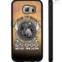 Trail of tears 1828-1838 the deadly journey 125.000 native America Samsung, iPhone case %tag familyloves.com