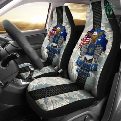 U.S Air Force Retired Car Seat Covers %tag familyloves.com