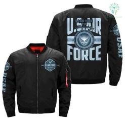 U.S. Air Force celebrates 70th anniversary OVER PRINT JACKET %tag familyloves.com