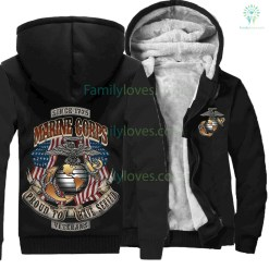 U.S MARINES CORPS, PROUD TO HAVE SERVED, SINCE 1775 HOODIE %tag familyloves.com
