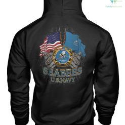 familyloves.com U.S.NAVY SEABEES Gildan Hoodie & Unisex Long Sleeve %tag