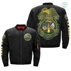 united states army military police OVER PRINT JACKET %tag familyloves.com