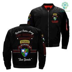 United states army 1st ranger battalion since 1942 sue sponte over Print jacket %tag familyloves.com