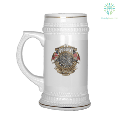 UNITED STATES ARMY 1775 BEER STEIN %tag familyloves.com