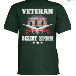 familyloves.com Veteran Desert Storm? men's polo shirt %tag