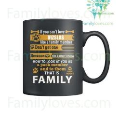 VIZSLAS DOG - MUGS %tag familyloves.com