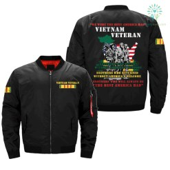 WE WERE THE BEST AMERICA HAD- Vietnam Veterans of America - OVER PRINT JACKET VERSION 3.0 %tag familyloves.com