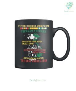 familyloves.com WE WERE THE BEST AMERICA HAD- Vietnam Veterans of America - Color Coffee Mug %tag