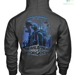 You will never be forgotten police hoodie? %tag familyloves.com