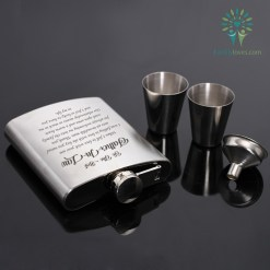 familyloves.com To Best Father In Law Portable Stainless Steel Wine %tag