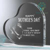 familyloves.com Happy mother's day from the bump i can't wait to meet you Heart Keepsake %tag
