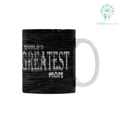 familyloves.com World's greatest mom Classical White Mug (11 OZ) (Made In USA) %tag