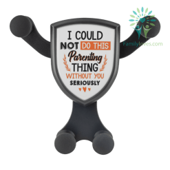 I Could Not Do This Parenting Thing Without You Seriously Wireless Car Charger %tag familyloves.com