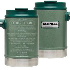 To My Future Father-In Law I Am Very Proud TO Marry You... Love Your Favorite_Stanley Classic Vacuum Camp Mug %tag familyloves.com