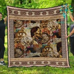 Native Buffalo Quilts %tag familyloves.com