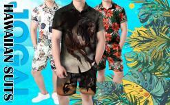 War Horse Shirt and Short Pant %tag familyloves.com