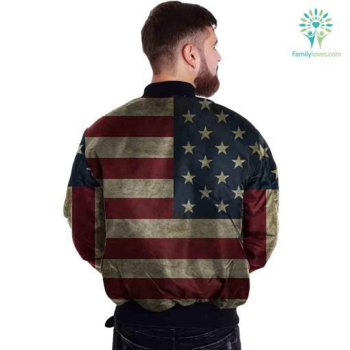 Army Hero Over Print Jacket %tag familyloves.com