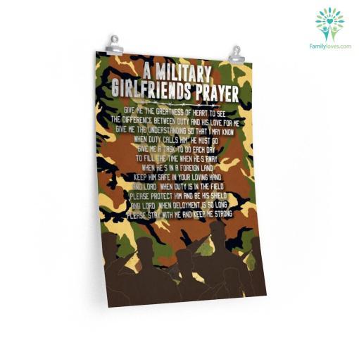 A Military Girlfriends Prayer Posters %tag familyloves.com