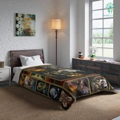 Native American Eagle Comforter %tag familyloves.com