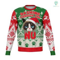 Dashing Through The NO UGLY CHRISTMAS SWEATER wp %tag familyloves.com