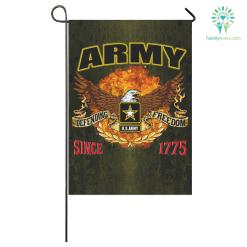 U.S Army Garden flag Since 1775 %tag familyloves.com