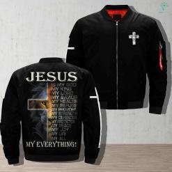 Jesus loves me lyrics - Jesus is my god my king my lord my savior my healer jacket %tag familyloves.com
