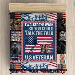 U.S. veterans memorial museum microfiber duvet cover pillow bedding sheet %tag familyloves.com