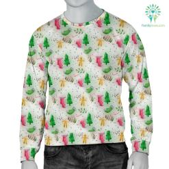 Feels Like Christmas Men's Sweater %tag familyloves.com