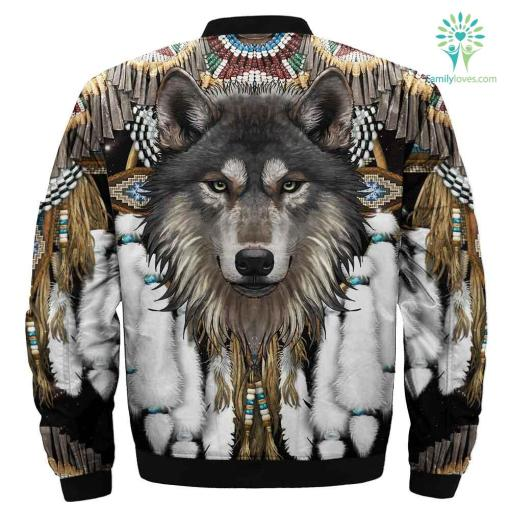 Native American wolf names jacket %tag familyloves.com
