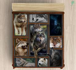 Image Of Wolf Microfiber Duvet Cover %tag familyloves.com