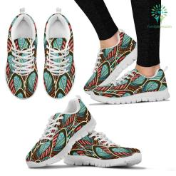 Boho Style #2 Women`s Sneakers %tag familyloves.com
