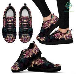 Paisley Mandala 1 Sneakers %tag familyloves.com