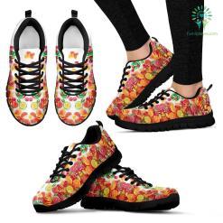 Caramelle Sneakers Nero %tag familyloves.com