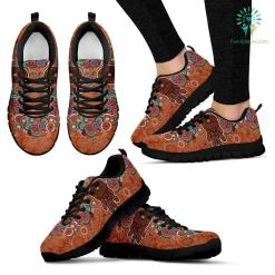 Paisley DreamCatcher Sneakers %tag familyloves.com