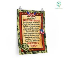 I Am A Mother Of A United States Soldier Posters %tag familyloves.com