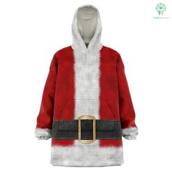 Santa - Snug Hoodie %tag familyloves.com